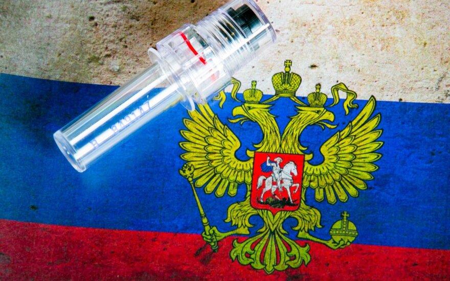 Dopingo testo mėginys