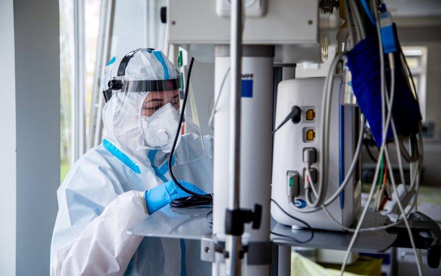 Karštieji koronaviruso taškai: situacija Raseiniuose 10 kartų blogesnė nei visoje šalyje