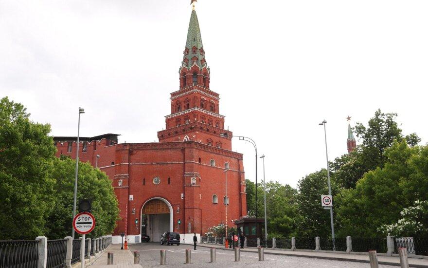 Kremlius: Babarikos sulaikymas – Baltarusijos vidaus reikalas