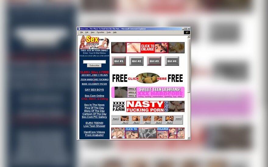 """""""Sex.com"""""""