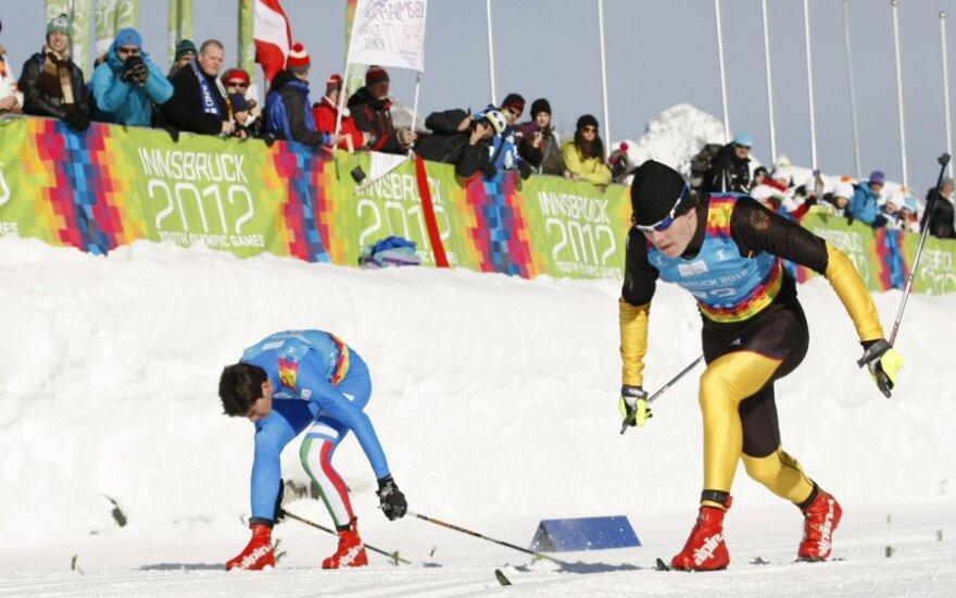 Jaunimo žiemos olimpinių žaidynių slidinėjimo varžybos