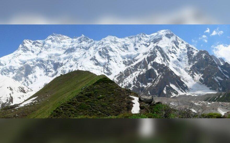 Pakeliui į Nanga Parbat BC / CC-SA (3.0)
