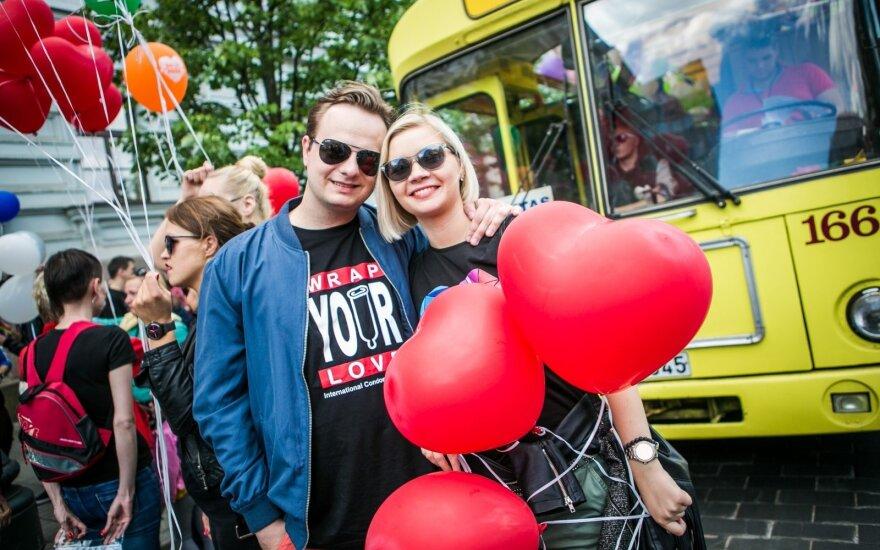 Vilniuje – seksualinių mažumų eitynės, sulaikyti šeši asmenys
