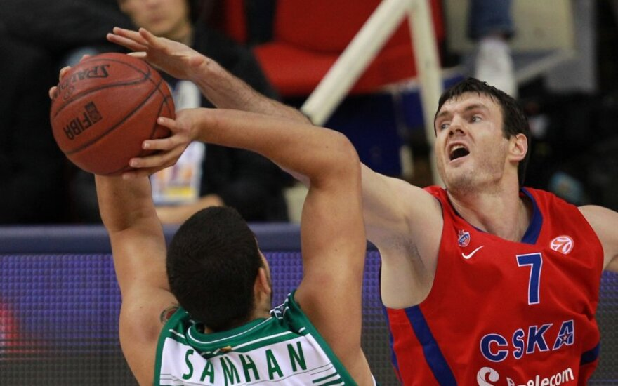 Darjušas Lavrinovičius (CSKA)