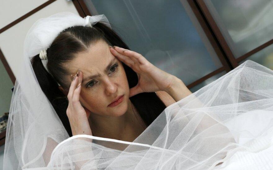 Planuojame vestuves, bet negaliu susitaikyti su jo praeitimi