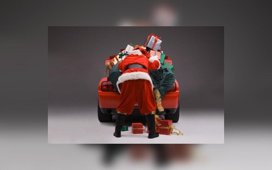 Austrijoje Kalėdų dvasia gelbėjama nuo Kalėdų Senelio