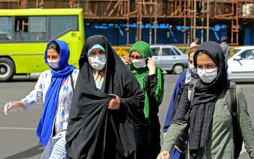 Koronavirusas Irane