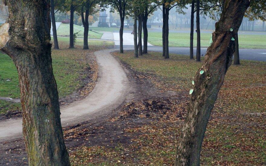 Bus tęsiama Kauno santakos parko rekonstrukcija: išrinkti nauji rangovai