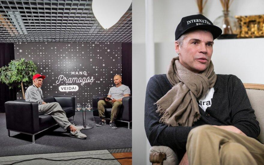 Juozas Statkevičius / Foto: Delfi ir organizatoriai