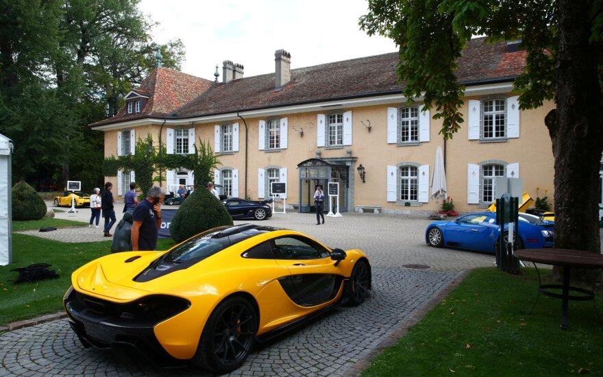 McLaren P1 Coupe