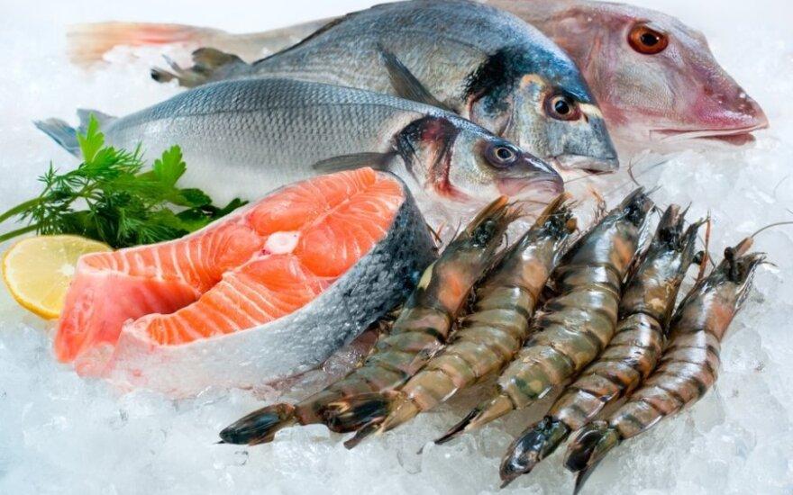 Dilema: kas turi prekiauti žuvimis?