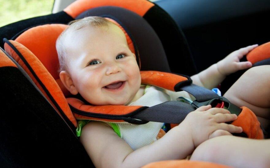 Kelionės su mažyliais negadins nuotaikos, jei joms pasiruošite apgalvotai