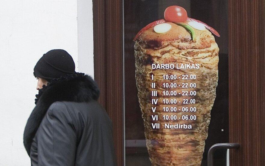 Įrašas apie kebabinę įplieskė karštas aistras