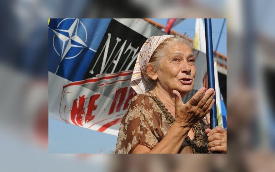 EP vertina Ukrainos demokratiškumą