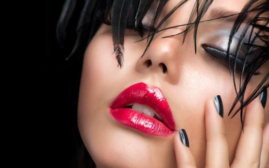 Makiažo psichologija: kaip perprasti moterį iš pirmo žvilgsnio