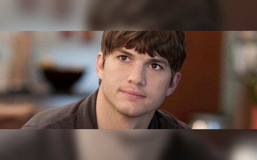 """Ashtonas Kutcheris          """"Forum Cinemas"""" nuotr."""