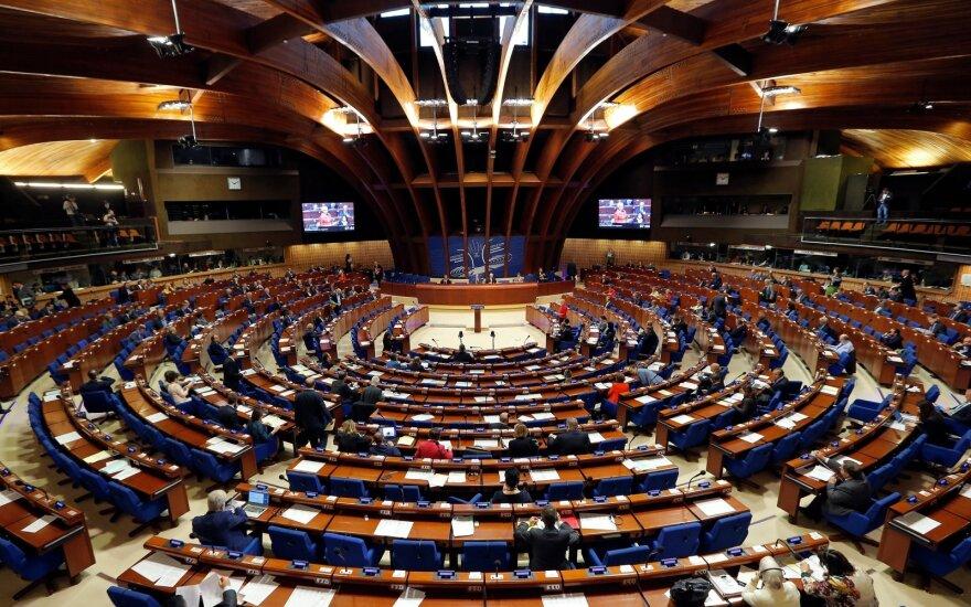 Ukraina boikotuoja Europos Tarybos Parlamentinės Asamblėjos sesiją