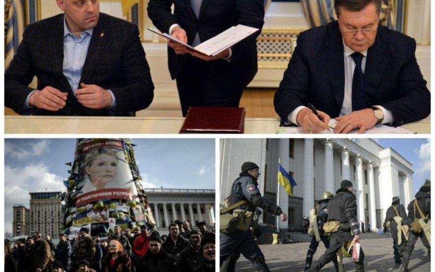 Neramumai Ukrainoje, AFP, Reuters nuotr.