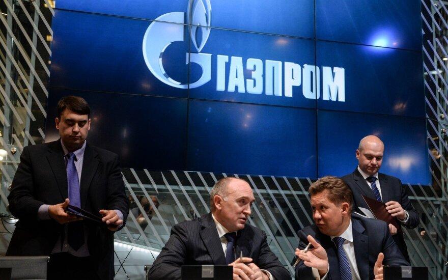 """У Литвы пока не получается взыскать штраф с """"Газпрома"""""""