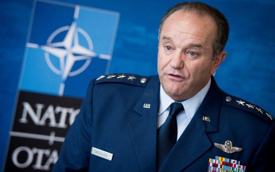 Lietuva gavo pažadą iš NATO