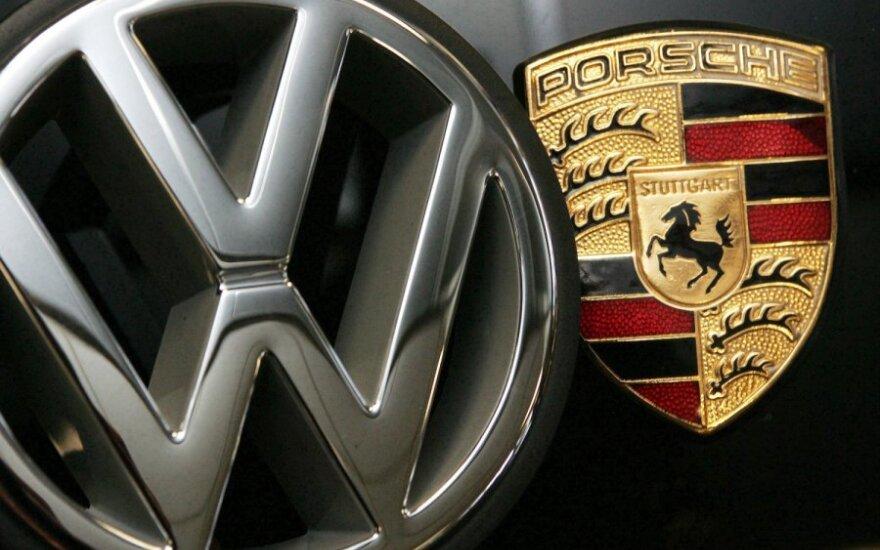 Volkswagen ir Porsche