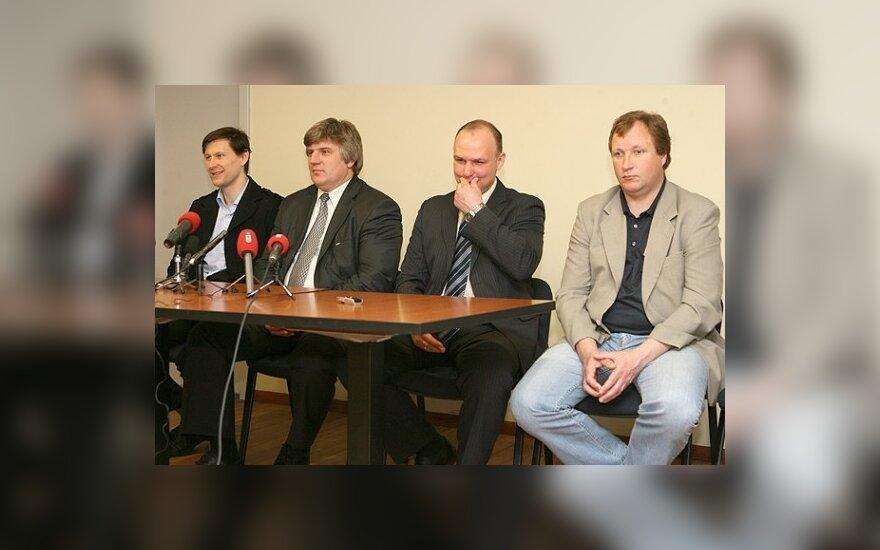 Lietuvos rinktinė žada įrodyti, kad šalies ledo ritulys yra aukšto lygio