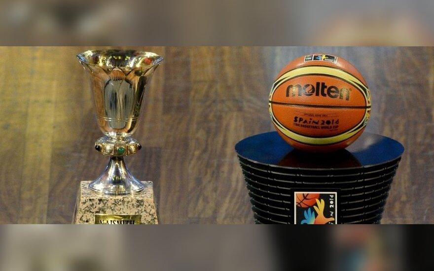 Pasaulio krepšinio čempionato taurė