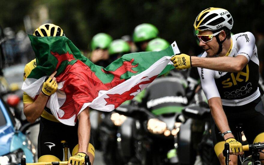 """Tour de France"" čempionu tapo valas"