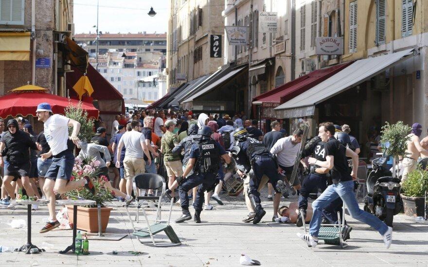 Anglų ir rusų riaušės Marselyje