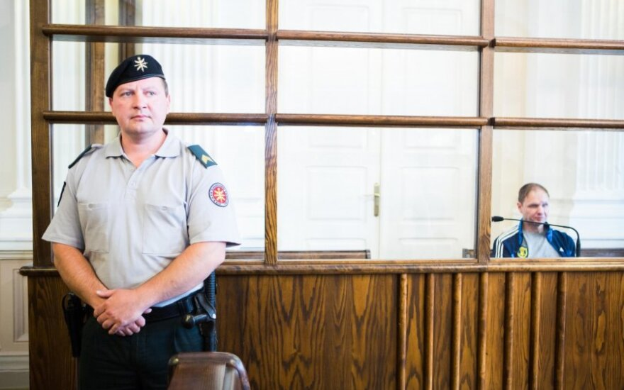 Nuosprendžio paskelbimas Medininkų žudynių byloje