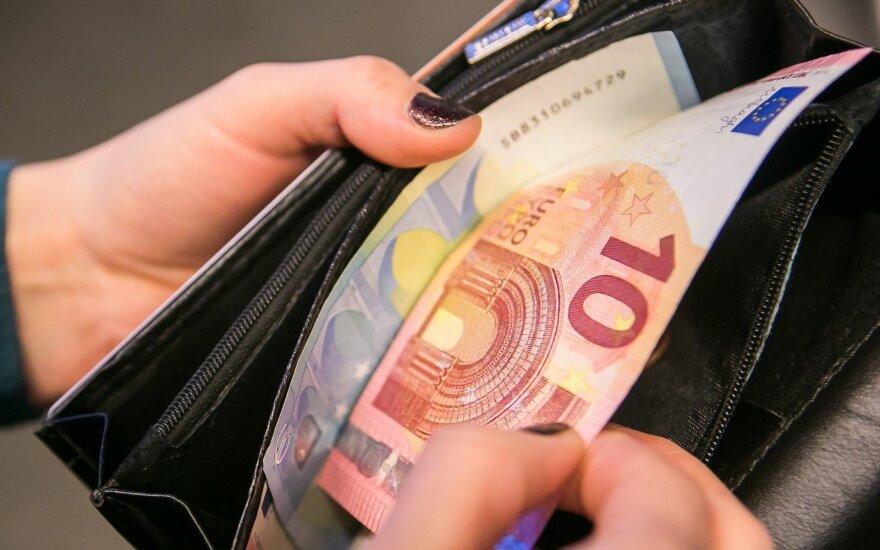 Nesutaria dėl bankrotų tendencijų