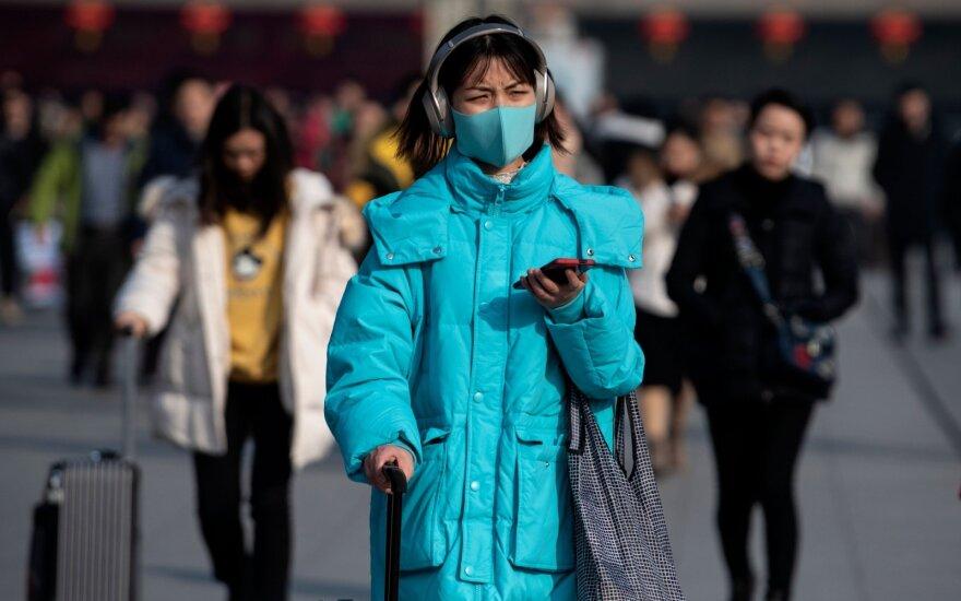 Pietų Korėjoje patvirtintas pirmasis užsikrėtimo SARS giminingu virusu atvejis