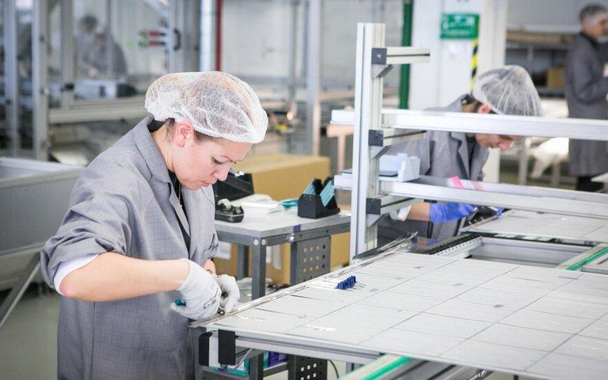 """Suomijos """"Valoe"""" į """"SoliTek"""" investuoja 11 mln. eurų"""