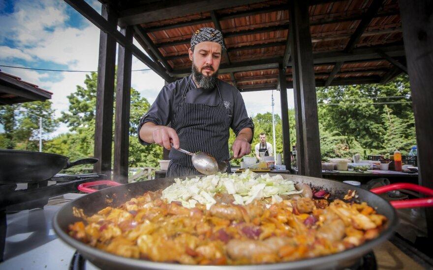 Renginys, kuriam restoranai sudaro specialų meniu: papietauti galima už 5 eurus