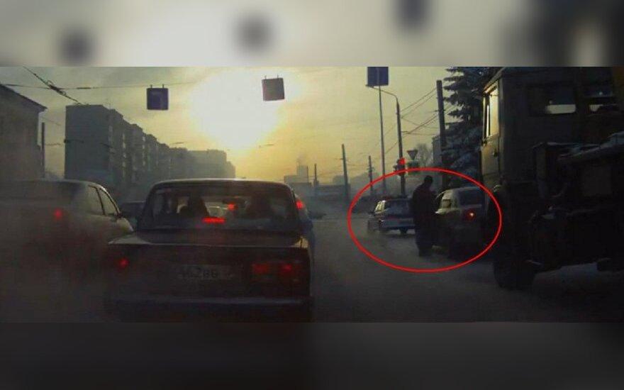 Vagiama mašina Rusijoje