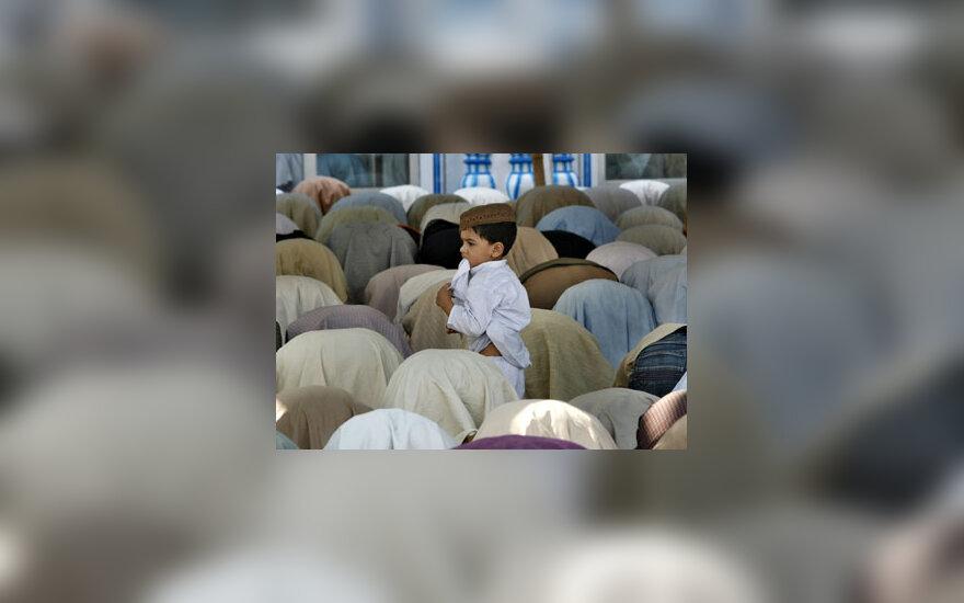 Islamas, musulmonai, religija, malda
