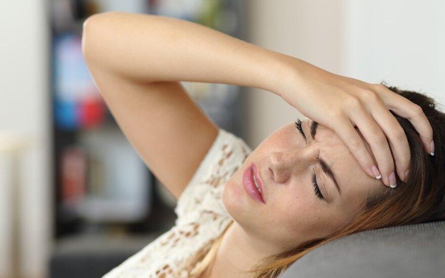 Streso poveikis moters sveikatai gali būti kur kas rimtesnis, nei priimta manyti