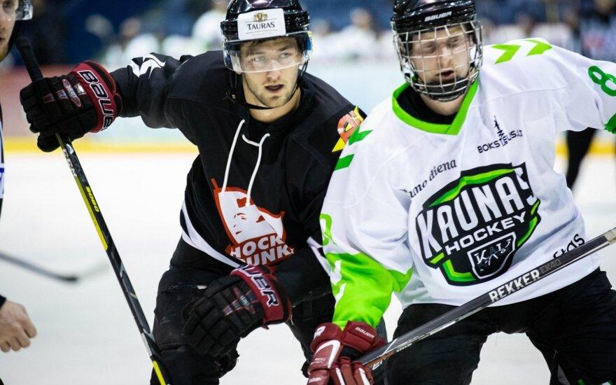"""""""Kaunas Hockey"""" - """"Hockey Punks"""""""