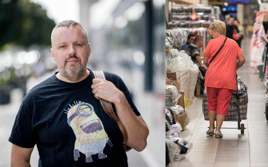 Atsakymas Užkalniui: siūlau susipažinti su tikruoju gyvenimu Lietuvoje