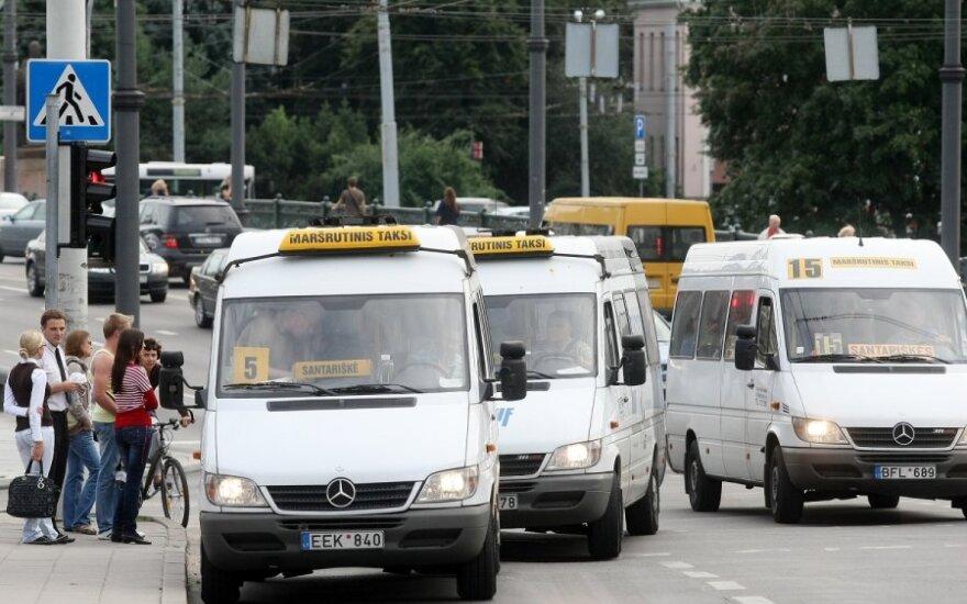 Vilniaus transporto permainų autoriai aiškina, kaip viskas vyks po liepos 1 d.
