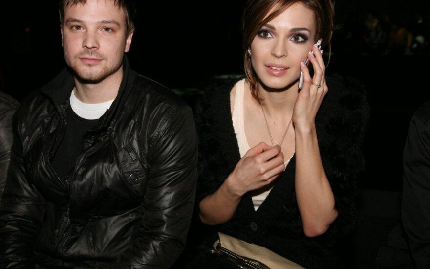 Aleksejus Čadovas ir Agnė Ditkovskytė