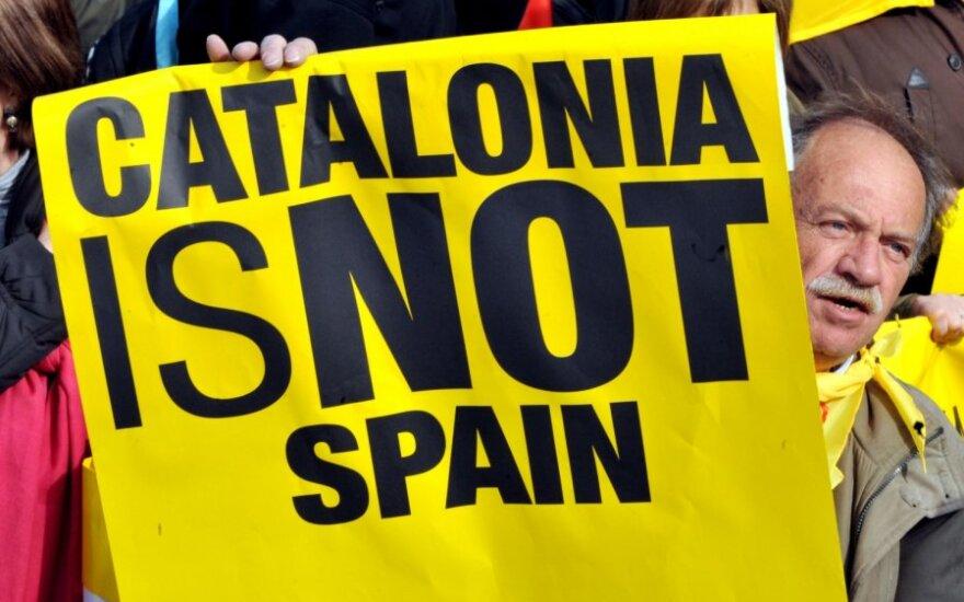 L. Linkevičius: lyginti Katalonijos ir Baltijos šalių nepriklausomybės idėjas būtų nekorektiška