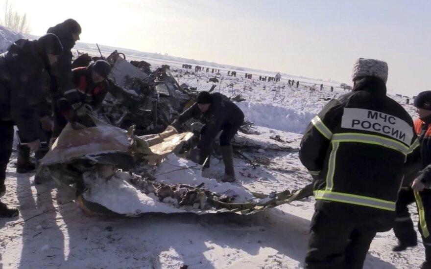 "Po lėktuvo ""An-148"" katastrofos prie Maskvos – skandalingi tyrimo rezultatai"