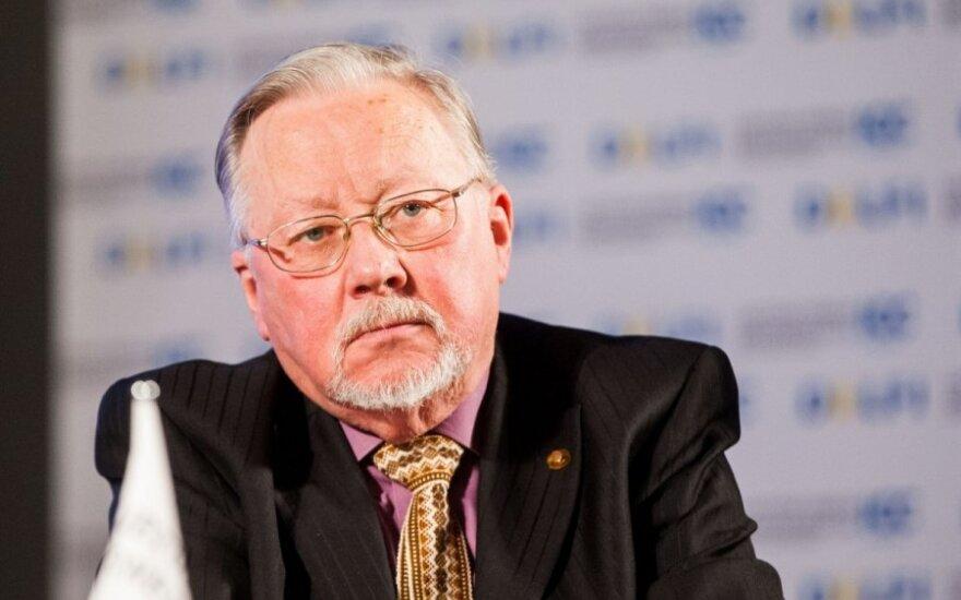 Seimas nesutiko V. Landsbergiui suteikti saugomo asmens statuso