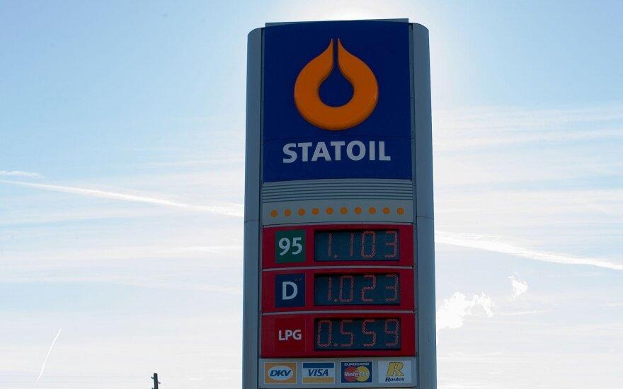 """""""Statoil"""" mažina išlaidas ir planuoja didinti naftos gavybos apimtis"""