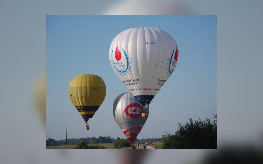 Geriausias šių metų oro balionų pilotas Lietuvoje – R.Kostiuškevičius