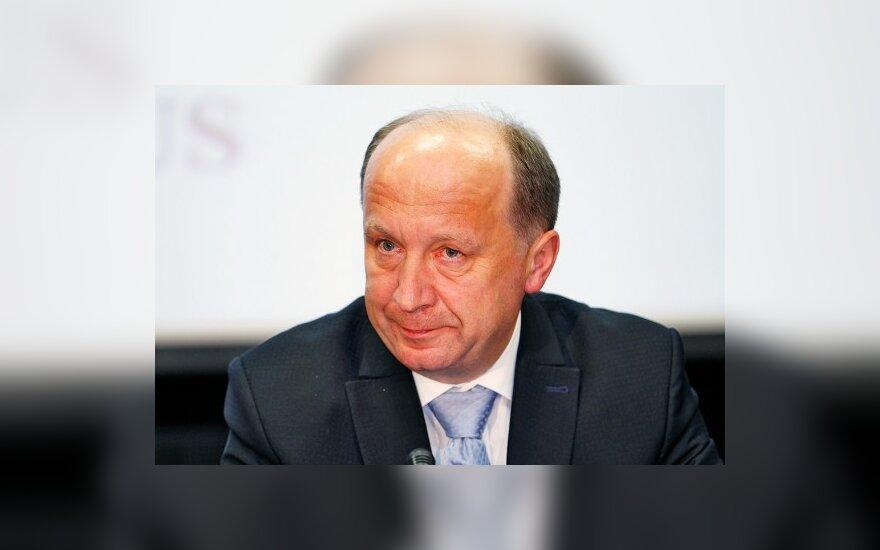 Premjeras nežino naujo A.Valinsko kandidato į kultūros ministrus