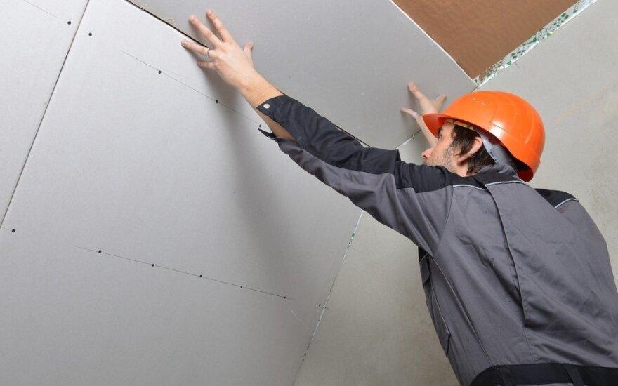 """""""Vilniaus prekyba"""" ruošiasi apdailos ir statybinių medžiagų prekybos plėtrai"""