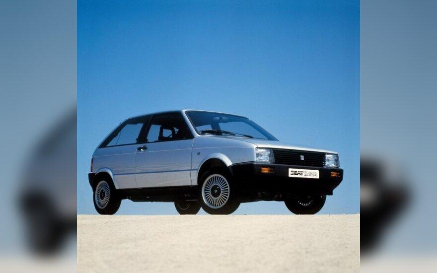 Seat Ibiza (XX a. 9 dešimtmetis)