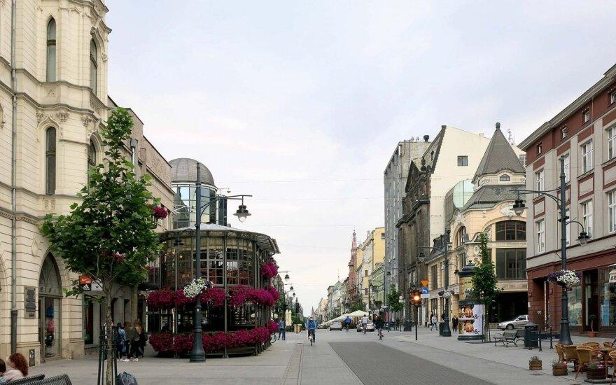 """Besikeičiantis Lenkijos miestas svajoja surengti parodą """"Expo 2022"""""""